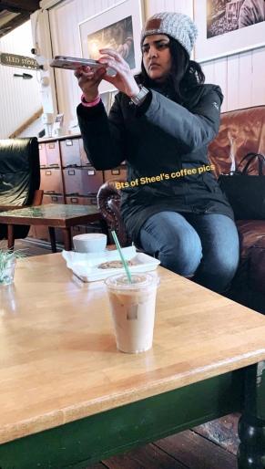 bts coffee pic